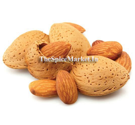 Almonds WithShell-Badam
