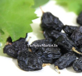 Dried Black Grape (Raisins)